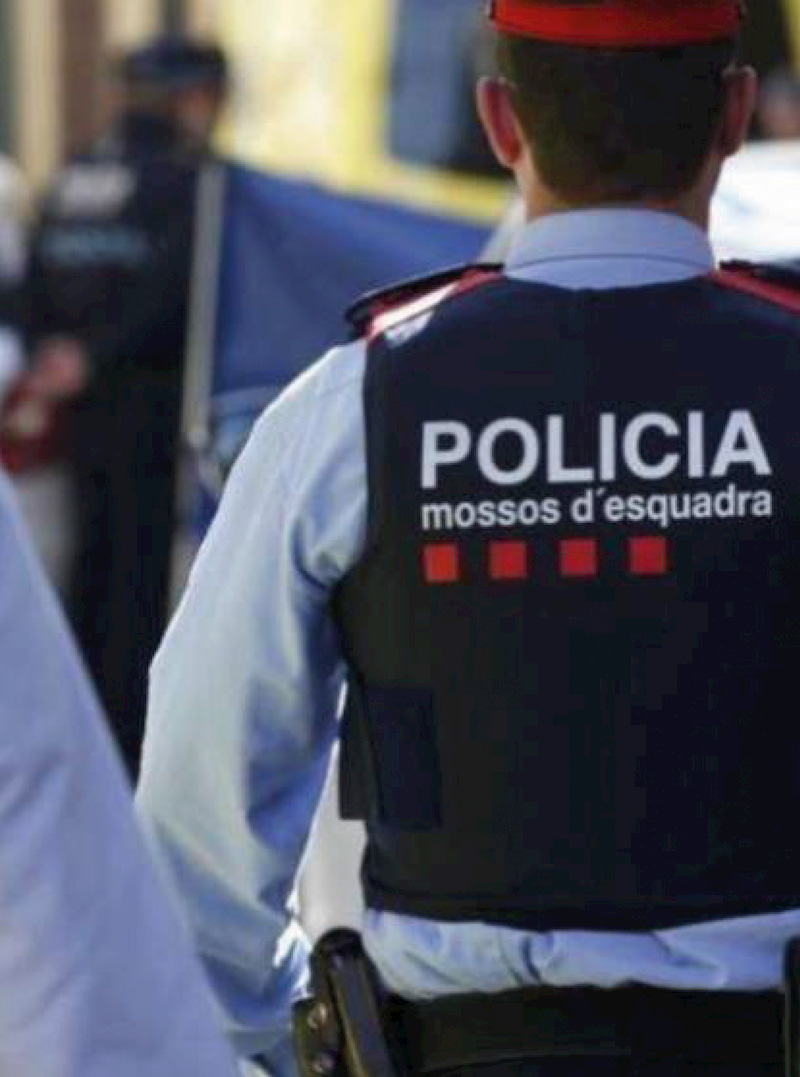 Oposicions Mossos d'Esquadra